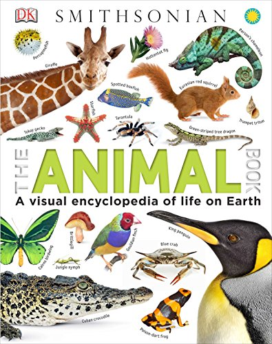 Mom's Choice Awards® Gold Award WinnerA must-have for every classroom, library, and family bookshelf. Thewonders of the natural world are set on incredible display inThe Animal Book, created by DK and the Smithsonian.Our world is filled with extra...