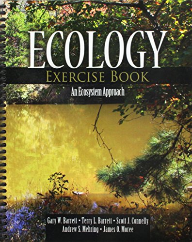 Ecology Exercise Book: An Ecosystem Approach