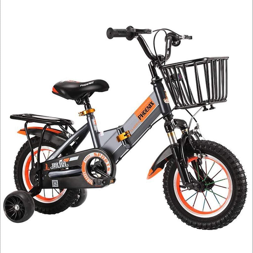 Bicicleta for niños Bicicleta niño niña niño niño Coche 5-6-7-10 ...
