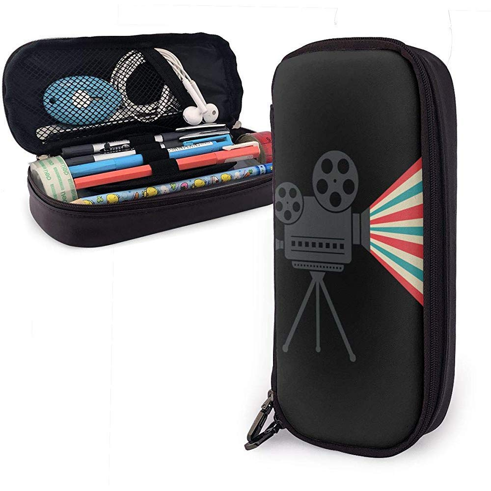 Estuche de lápices para proyector de cine - Organizador de ...