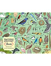 Nature Anatomy: Birds Puzzle (500 Pieces): A 500-Piece Jigsaw Puzzle