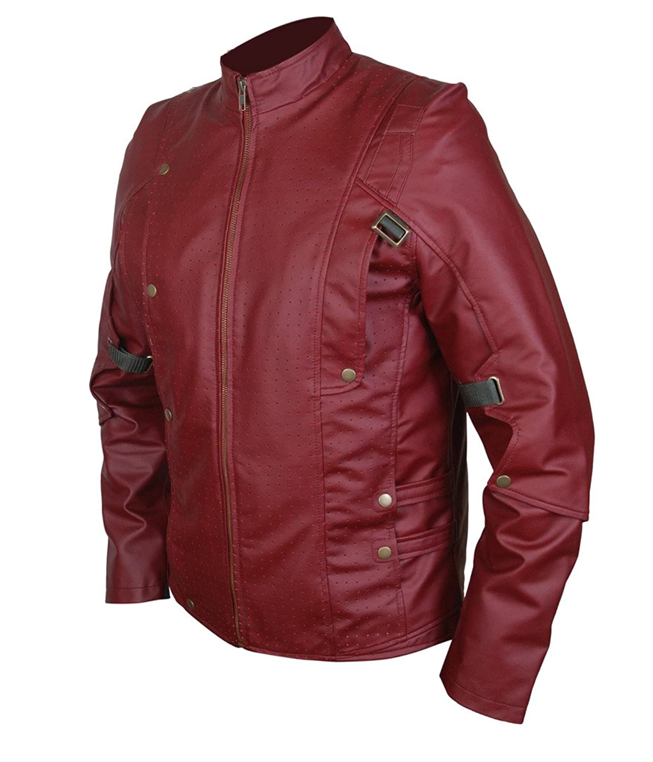 F&H Men's Star Lord Galaxy Guardians Jacket
