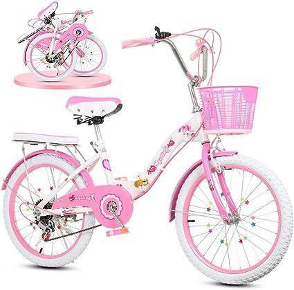 Bicicleta Plegable De Bicicleta Para Niños De 20 Pulgadas ...