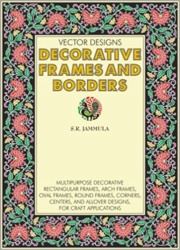 Vector Designs Decorative Frames And Borders SRJammula Magnificent Decorative Designs For Borders