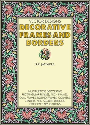 Vector Designs Decorative Frames And Borders SRJammula Magnificent Decorative Designs For Borders