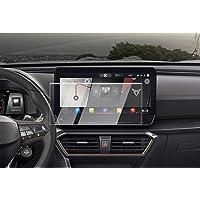 SXCY do Seat Cupra Formentor 2021+ szkło hartowane GPS ochrona wyświetlacza folia do nawigacji folia ochronna 12 cali…