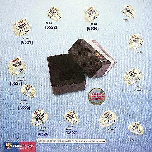 Pendentif bouclier F.C. Barcelone or 18k grand projet de loi [6514] - Modèle: 10-042