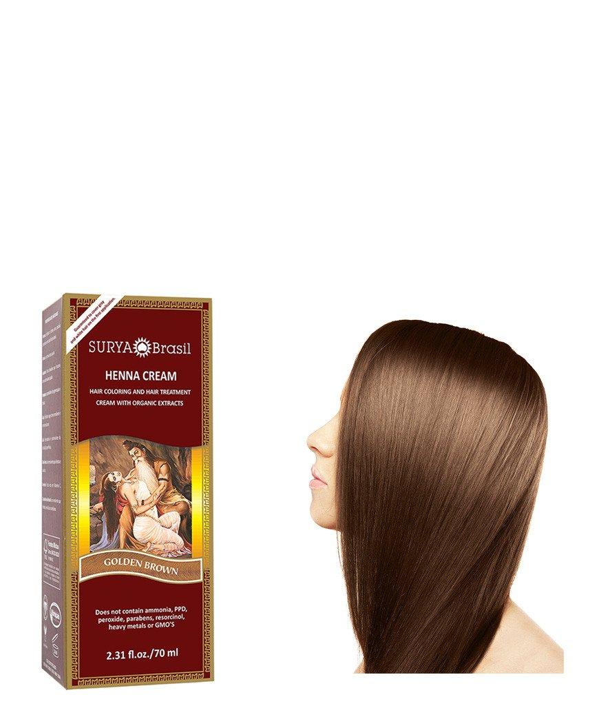 881902ab24b82 Amazon.com : Surya Brasil Henna Cream Hair Coloring Mahogany -- 2.31 ...