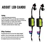 AnyCar Led Headlight Decoder H1 H3 Canbus