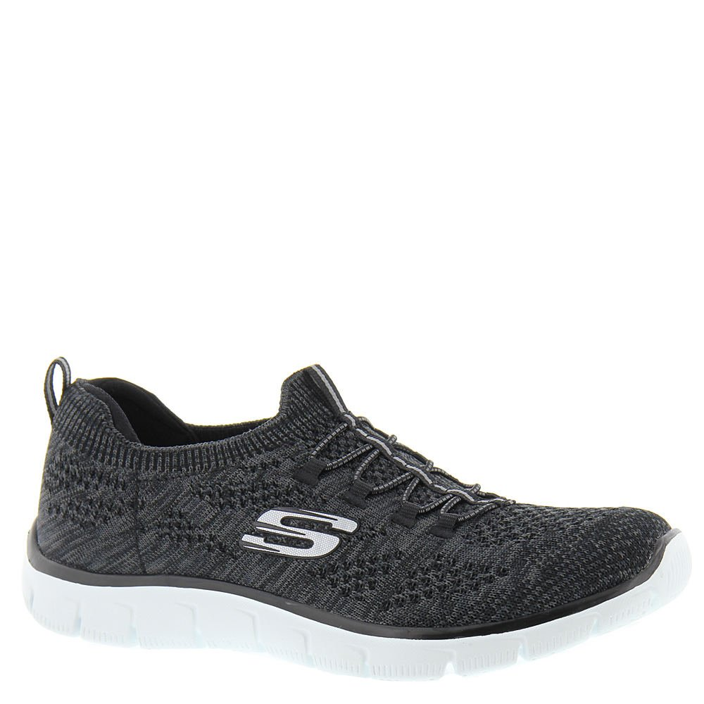 Skechers Damen Empire-Sharp Thinking Slip Navy, On Sneaker, Navy, Slip 35,5 EU Schwarz/Weiss 2058b7