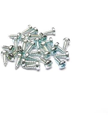 Blechschrauben Senkkopf 4,8x22 Torx Edelstahl ISO 14586 DIN 7982 Bohrspitze-selbstschneidend 4,8 x 22 mm 100 St/ück