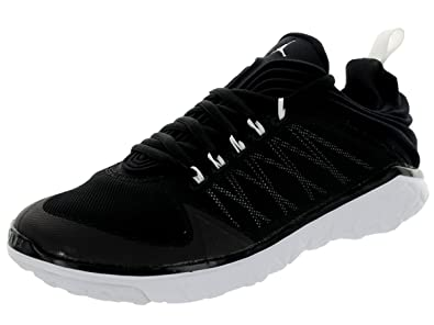 Nike Jordan Flight Flex Trainer Men's Shoes Black/White 654268-010 (SIZE: