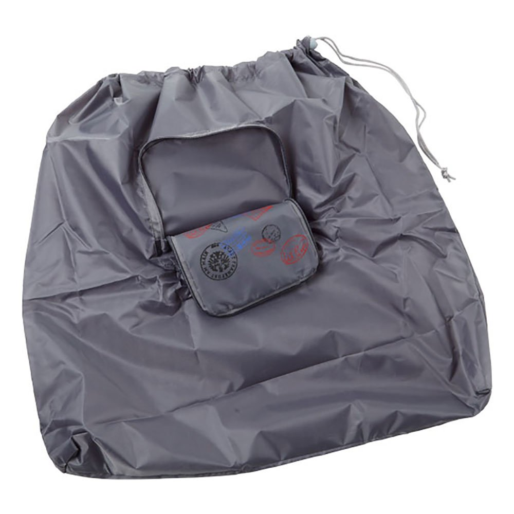 Miamica Laundry Bag, Assorted Styles, Grey by MIAMICA (Image #2)