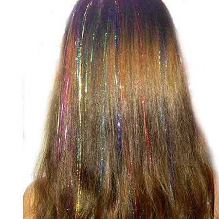 Amazon.com: La fibra sintética eDealMax recta Larga peluca de Pelo de la decoración de la Mujer Decration: Health & Personal Care