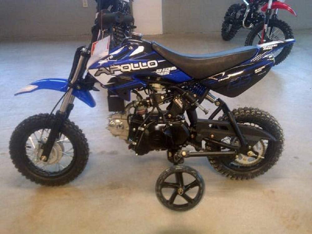 APOLLO New Youth Fully Automatic DB25-70cc Dirt Bike w