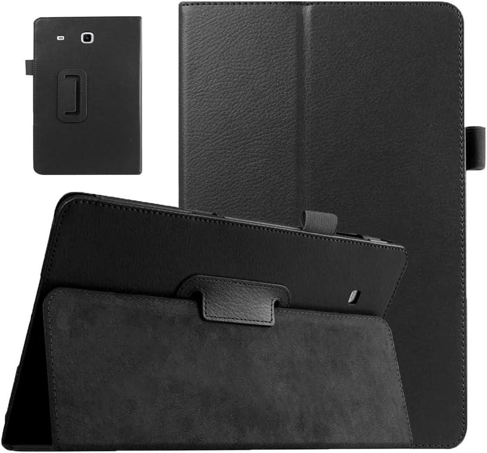 Funda EKVINOR Galaxy Tab E 9.6  SM-T560 T561 T565 negro