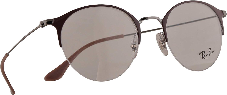 Ray-Ban RB 3578V Gafas 50-22-145 Plateadas Grises Con Lentes De Muestra 2907 RX 3578 RX3578V RB3578V: Amazon.es: Ropa y accesorios