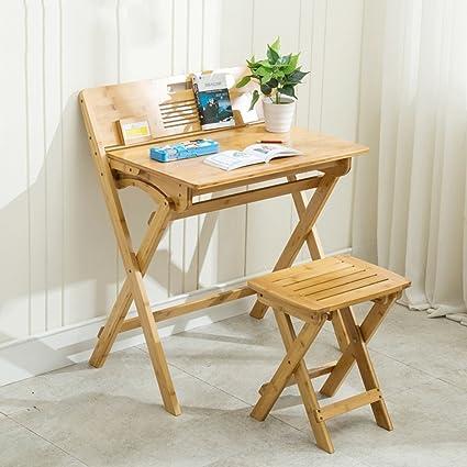 Amazon Com Folding Computer Writing Desk Children S Study Table