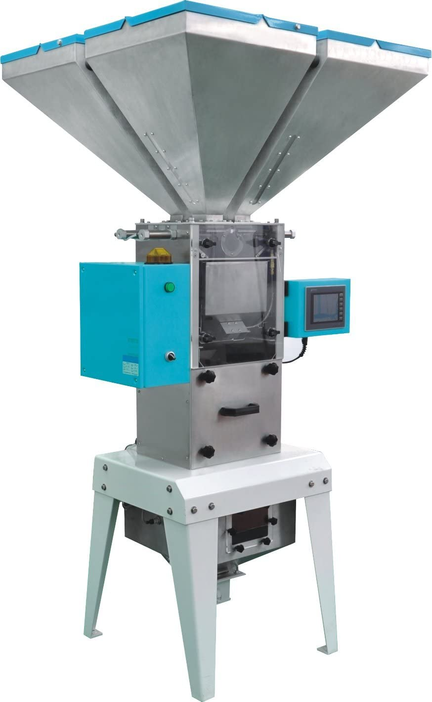 low speed sound-proof granulator machine
