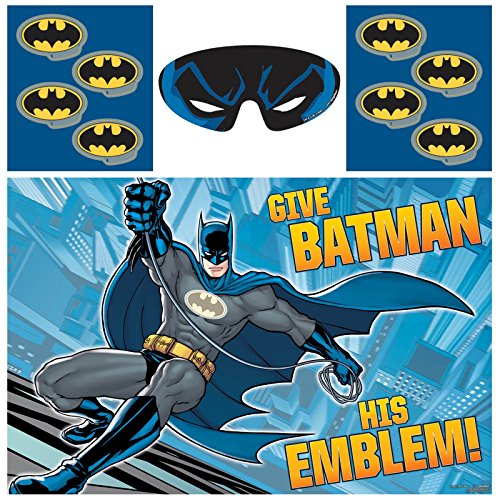 Batman Party Game - Game Party Batman
