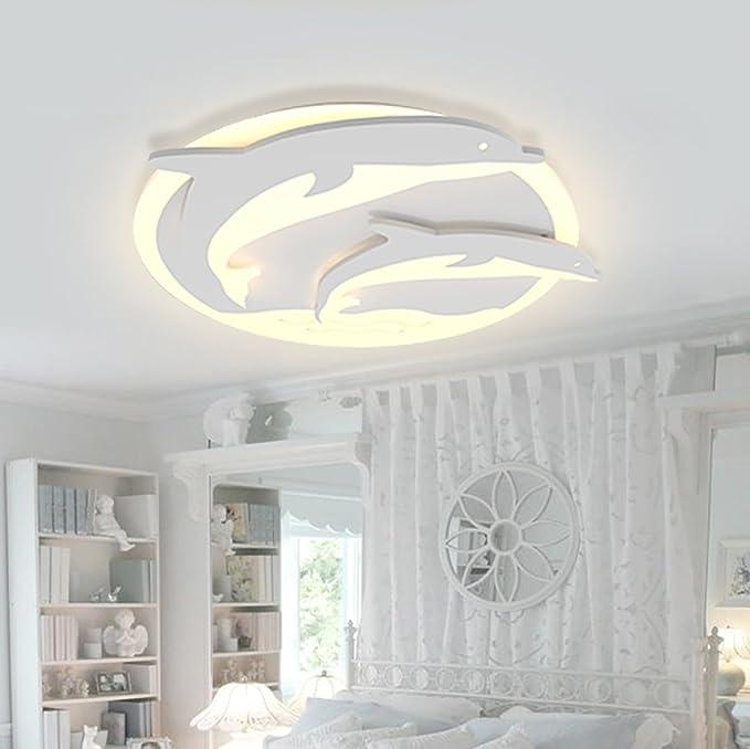 Amazon.com: Dolphin Ultra - Lámpara de techo LED para ...