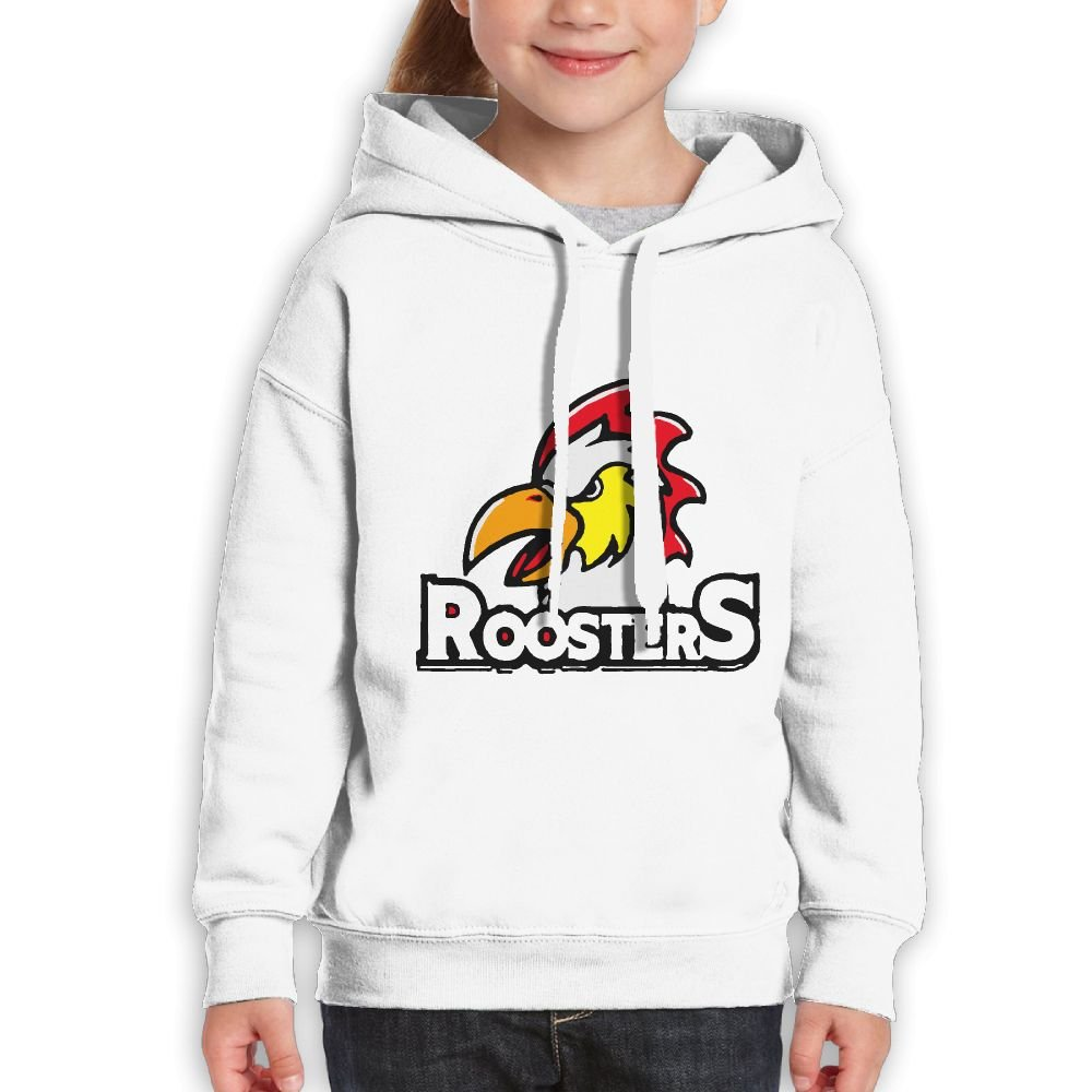CoolABC Cotton Rooster Teenages Hooded Sweater Sportswear