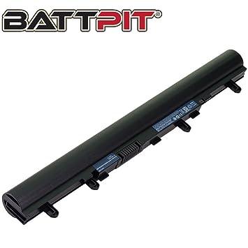 Battpit Bateria de repuesto para portátiles Acer AL12A72 (2200mah): Amazon.es: Electrónica