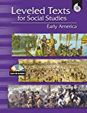 colonial america workbook - Leveled Texts for Social Studies: Early America