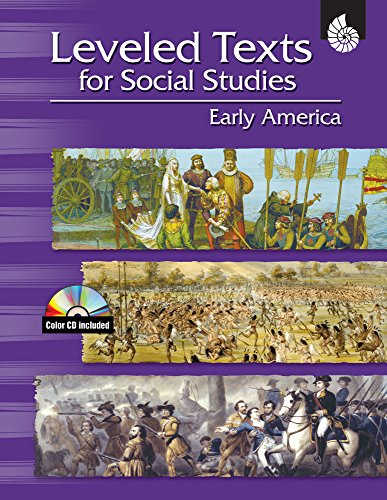 Leveled Texts for Social Studies: Early - Ltd Oakley Uk