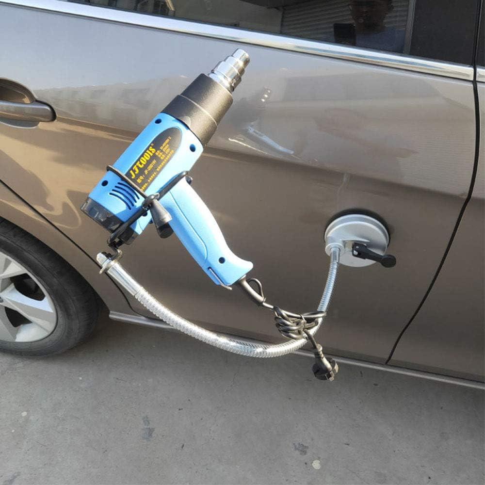 Topuality Outil de restauration de carrosserie de ventilateur de machine de chaleur de b/âton de film de voiture automatique