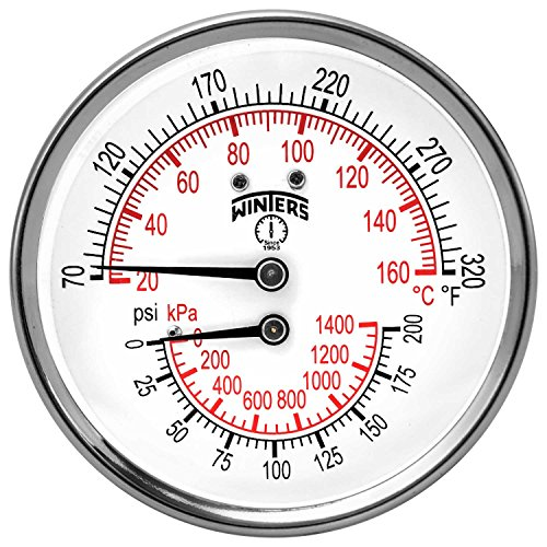 winters-ttd-series-steel-dual-scale-tridicator-thermometer-with-2-stem-0-200psi-kpa-3-dial-display-a