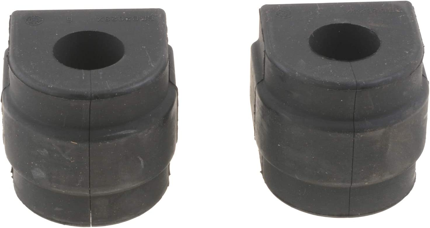 TRW JBU2034 Suspension Stabilizer Bar Bushing Kit for BMW 530i 2004-2007 and other applications Front