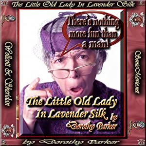The Little Old Lady in Lavender Silk Audiobook