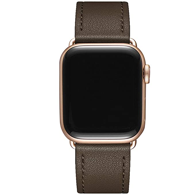 LOVLEOP Bandas Compatible con Iwatch Band 40 mm 38 mm 44 mm 42 mm ...