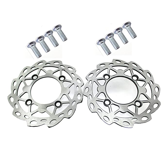 Amazon Com Tc Motor 190mm Front Rear Brake Disc Rotor For Chinese