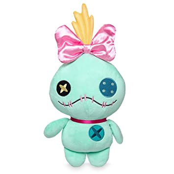 Official Disney Lilo y Stitch Scrump 35cm Soft Plush