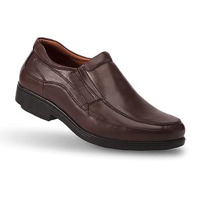 Gravity Defyer GDEFY Black Loafer Shoe Mens Size 10