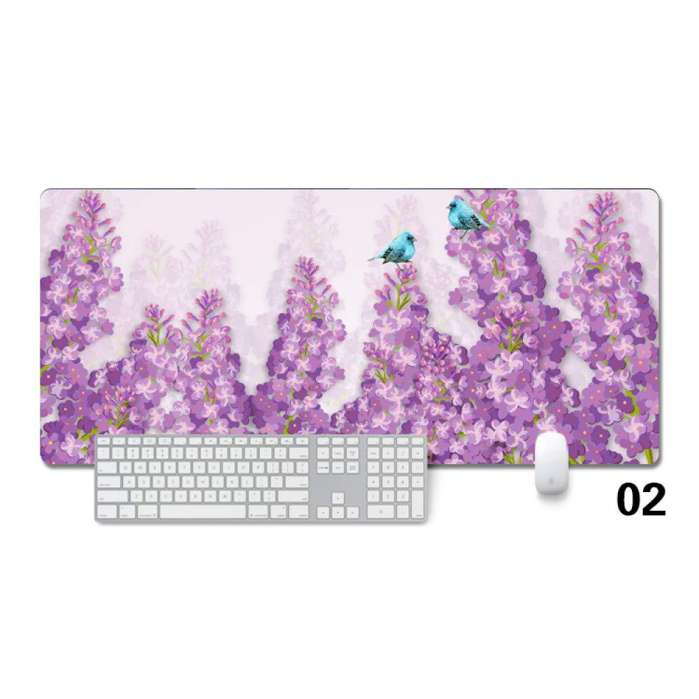 Tzsysb Patrón de flor púrpura Planta de de la serie de de peces de ...