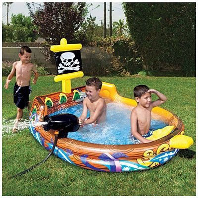 Banzai Jr Pirate Alley Adventure Pool