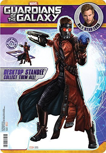 Aquarius Marvel- Guardians of the Galaxy Star- Lord Desktop Standee by Aquarius