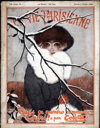 Amazon.com: La Vie Parisienne Magazine - January 3, 1920 ...