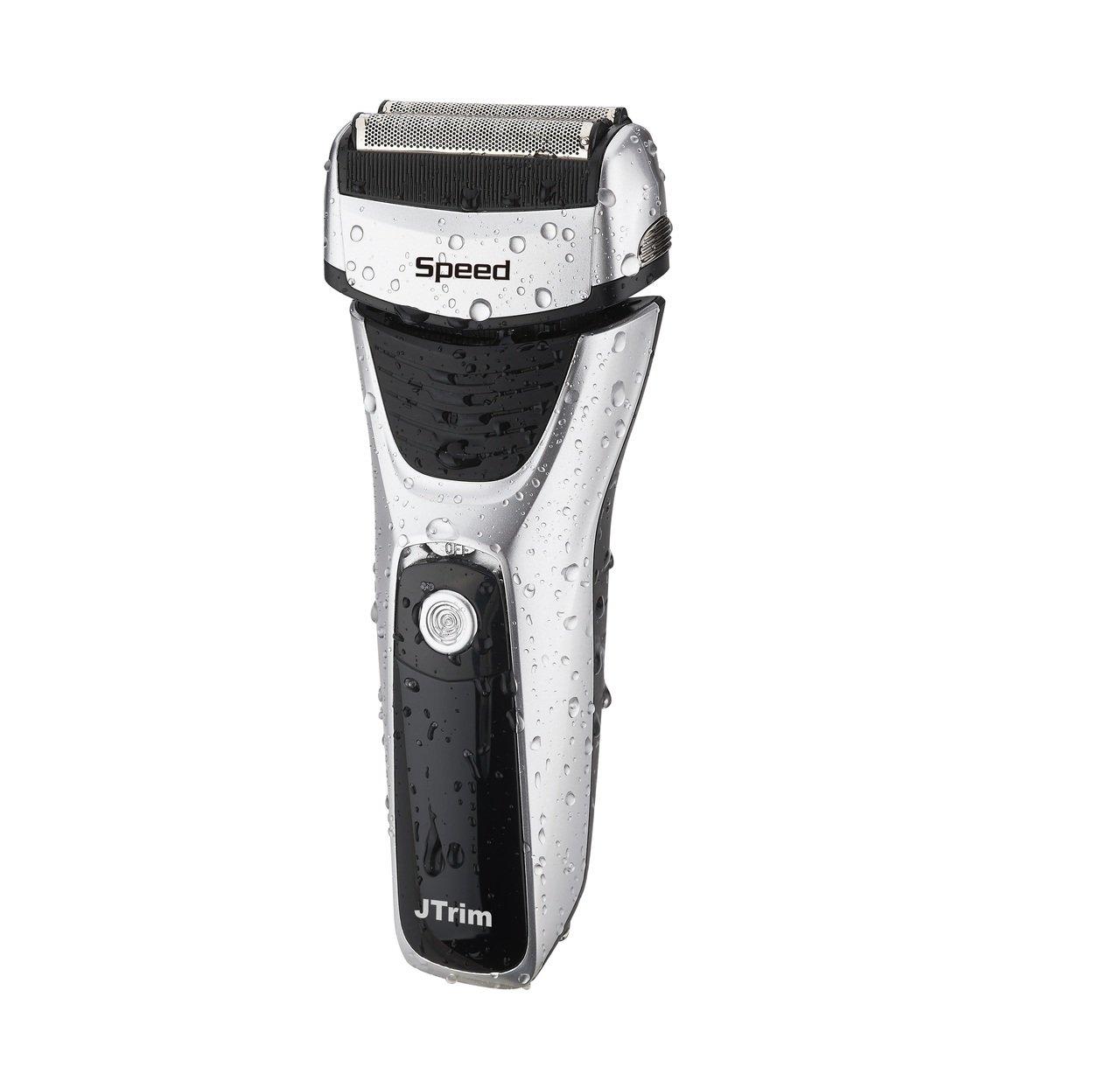 Best Electric Shaver For Men By JTrim Speed 3 Power Flex & Pivot 3 Blades Wet dry Foil Razor Jay's Products