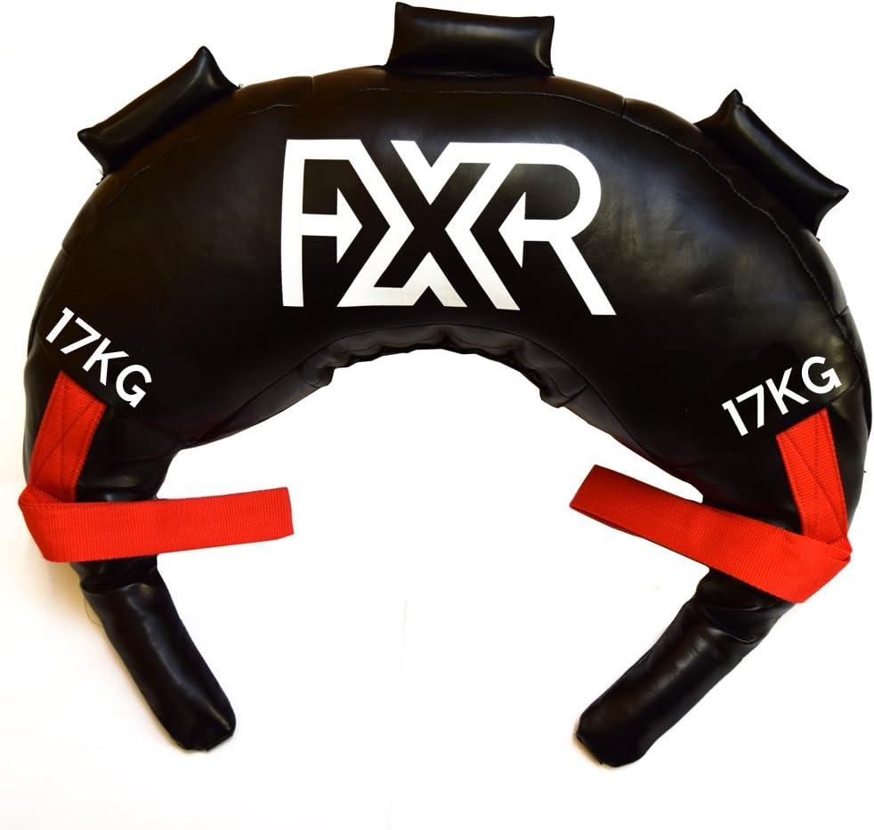 FXR SPORTS 5-25KG PREMIUM DESIGN COMMERCIAL POWER BAG HANDLES SAND CROSSFIT GYM