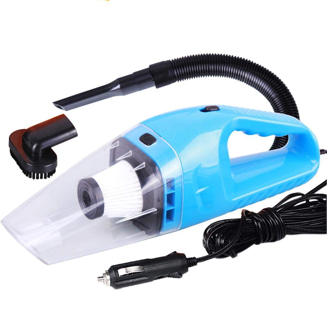 villeur 120W Big Power Wet and Dry Car Vacuum Cleaner Central Vacuum Bags