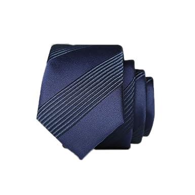 SEESUNGM Corbata Especificaciones Camisa De Jacquard Lazo Estrecho ...