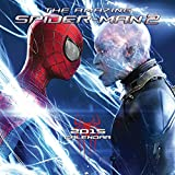 Official Amazing Spiderman 2 Square Wall Calendar 2015