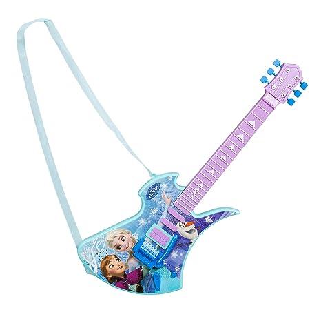 SAMBRO Guitarra con diseño de Frozen