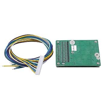 BMS split port for Li-Ion 10S 45A battery pack waterproof