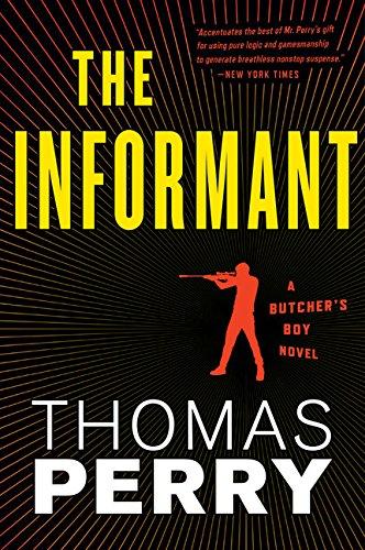Download The Informant (Butcher's Boy, Book 3) (Butcher's Boy Novel) pdf