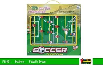 Futbolin soccer: Amazon.es: Juguetes y juegos